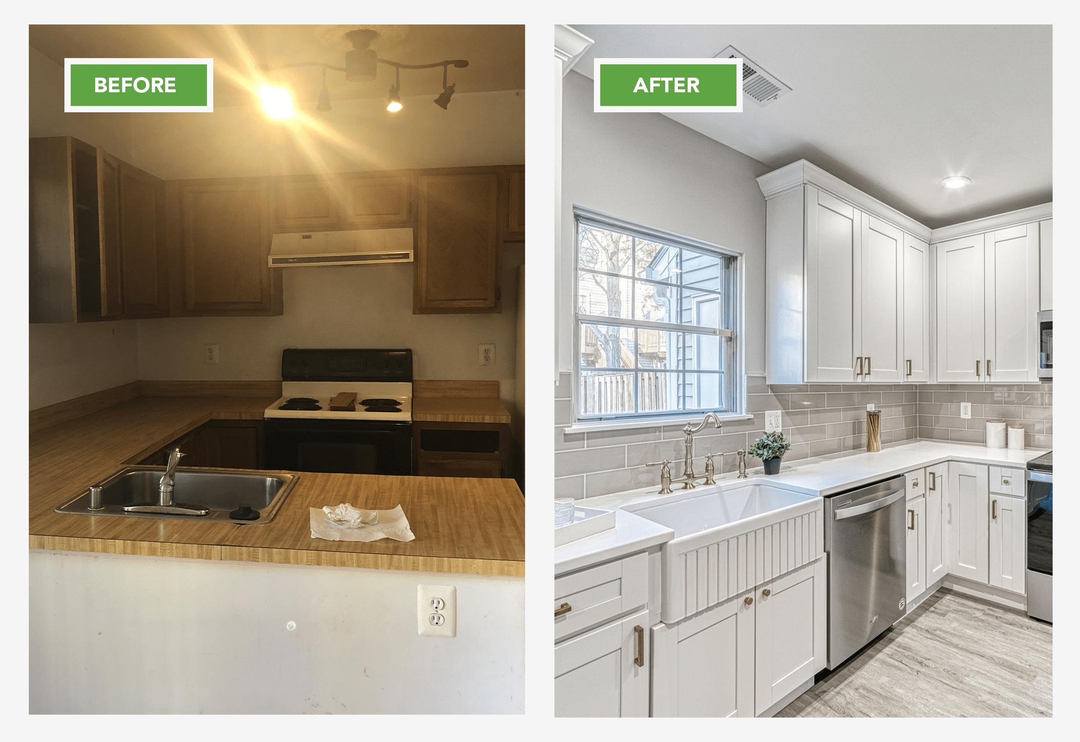 Best Kitchen Renovation Alexandria VA